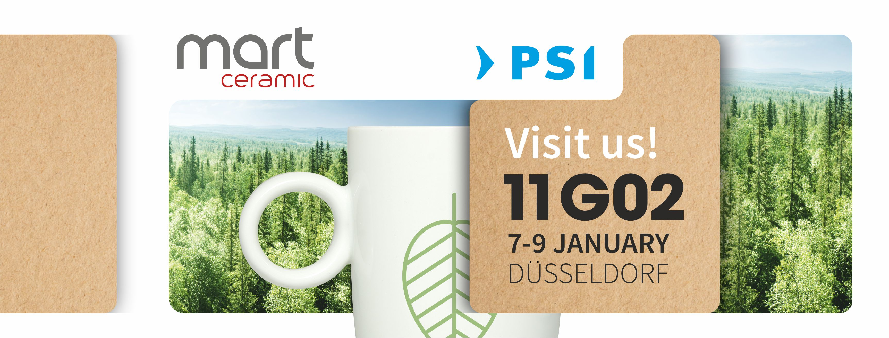 we would like to invite you to visit our stand at PSI 2020